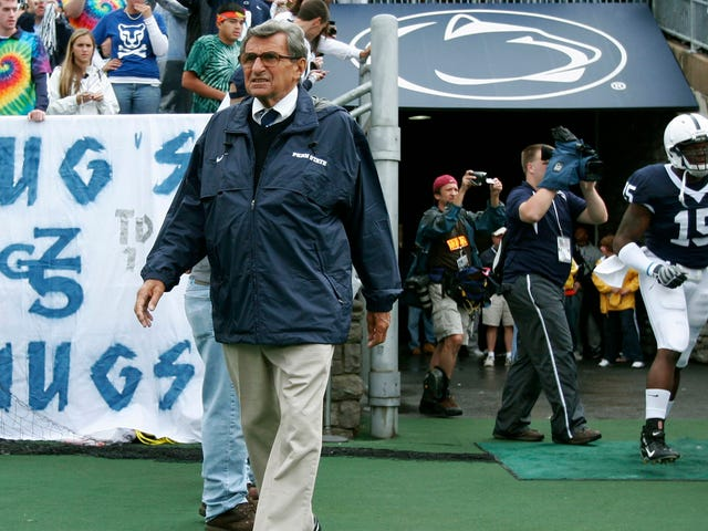 NBC: Så många som sex Penn State Coaches Vittne Jerry Sandusky Molesting Children