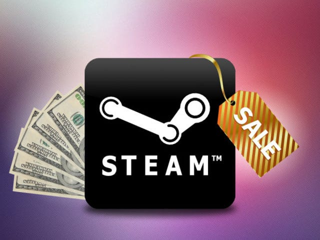 The Steam Winter Sale Begins