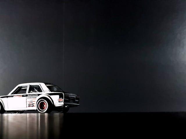LaLD Car Week: Ένας λευκός Datsun