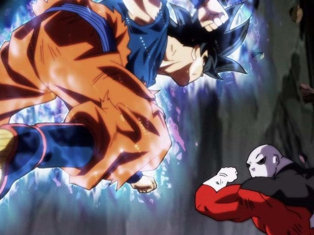 Toei Animation says they haven´t given the rights for the public showing of Dragon Ball Super Chapter 130