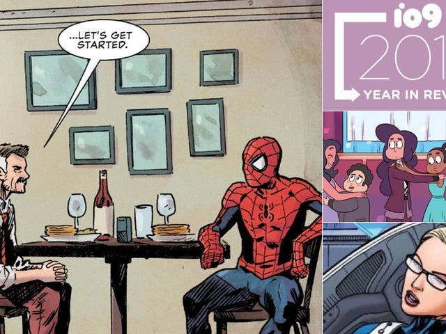 The Best and Worst Moments in the Comics of 2017