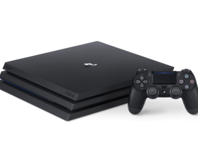 Sony Releasing a 2TB PlayStation 4 Pro in Japan