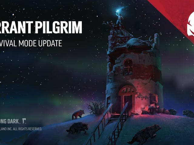 "The Long Dark's ""Errant Pilgrim"" update is live, adding a new sandbox region with timberwolves (oh n"