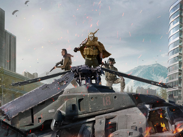 Modern Warfare's Massive Updates Are Gobbling Up Players' Hard Drives