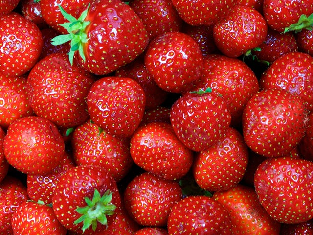 Some sick bastard in Australia is hiding needles in strawberries
