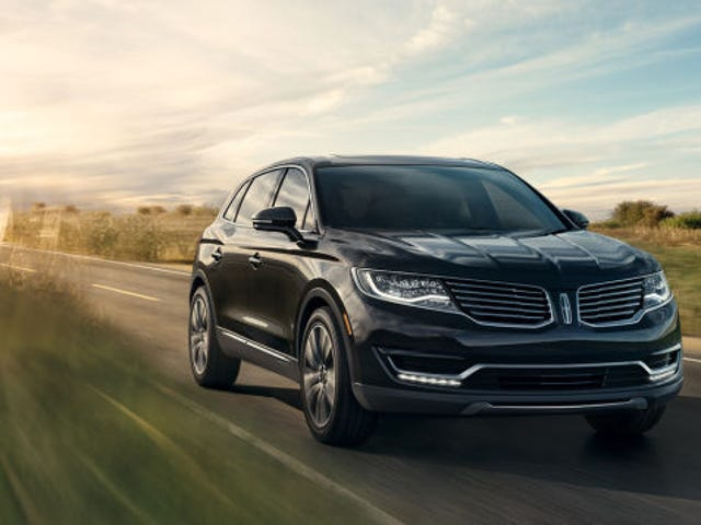 2016 Lincoln MKX: This Is It