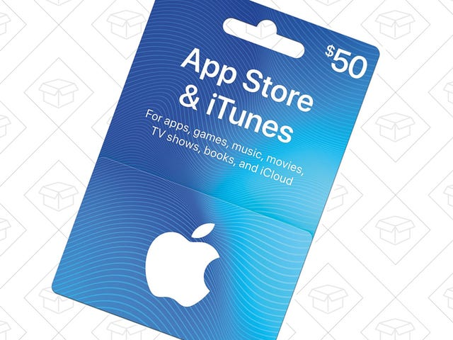 Save $15 On iTunes Gift Cards - The Ultimate Generic Gifts For People You Forgot About