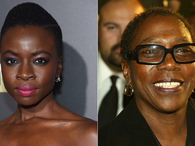 The Walking Dead's Danai Gurira Will Play 2Pac's Mom Afeni in Biopic