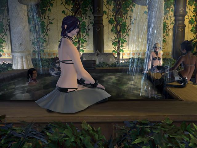 Inde i Final Fantasy XIVs bordeller