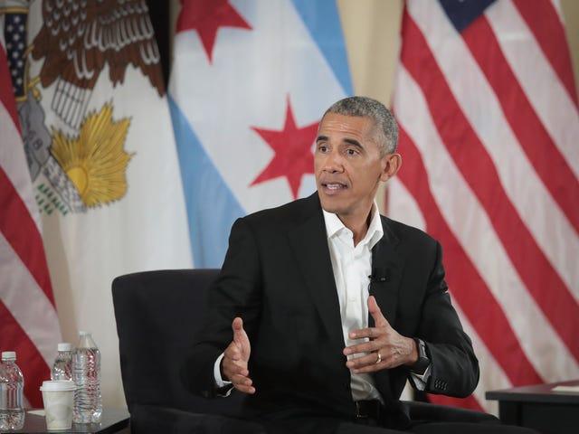 奥巴马在DACA上爆炸特朗普并提醒我们真正的总统看起来像什么