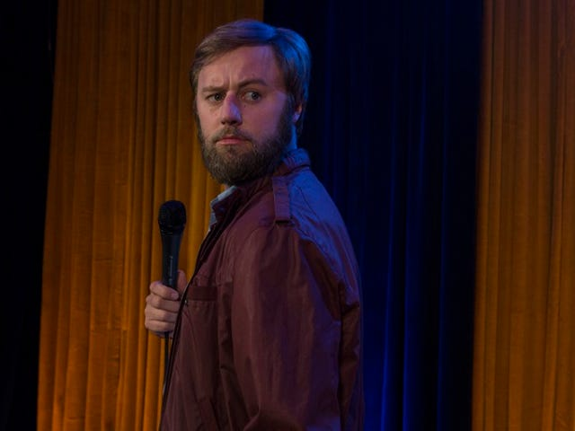 For his First Time, Rory Scovel's Netflix special is absurdly funny