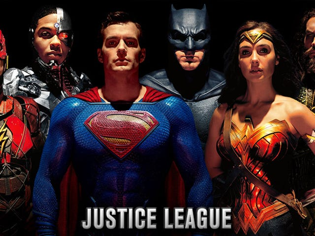 Thoughts on The Justice League (2017) Movie