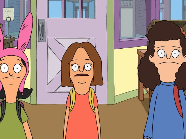 Bob's Burgers sends Louise on a wild Wharfy chase