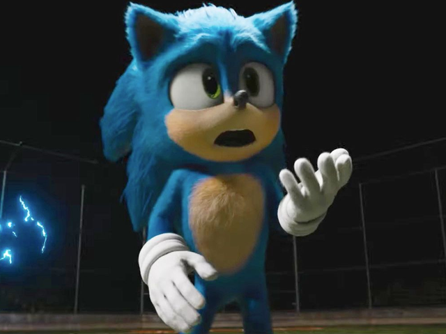 The Weirdest Part Of The Sonic Movie Is A Giant Owl