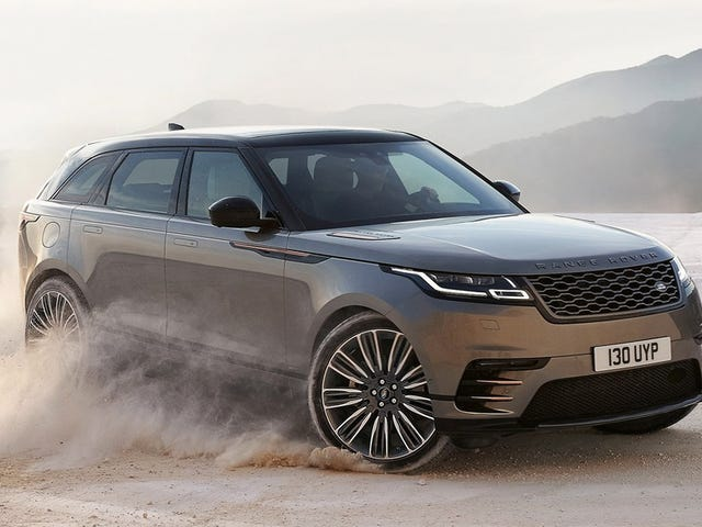 Τι θέλετε να μάθετε για το Range Rover Velar;