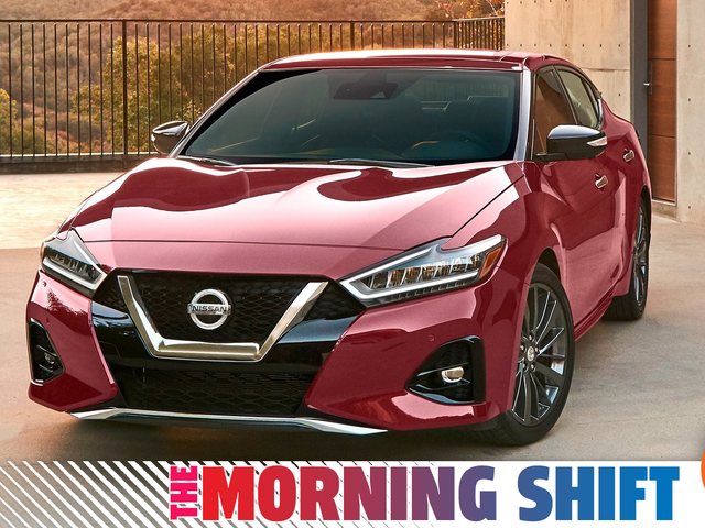 Juli Tidak Sepenuhnya Mengerikan Kecuali Anda Nissan