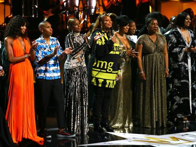 6 Naisia, Endless Inspiration: Musta Tytöt Rock!  2018 Muistuttaa meitä äärettömästä potentiaalistamme