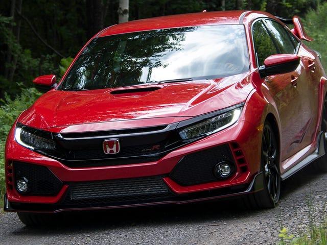 Honda pourrait bientôt offrir un type civique moins cher R: Rapport