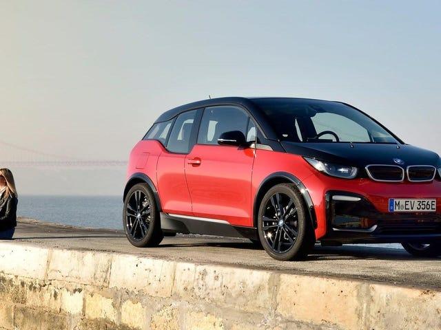 BMW i3は、EVで15,000ドルで最も楽しいものになるかもしれません