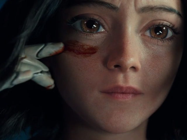 Alita: Battle Angel's New Trailer Digs Into the Heart of the Most Advanced Weapon Ever