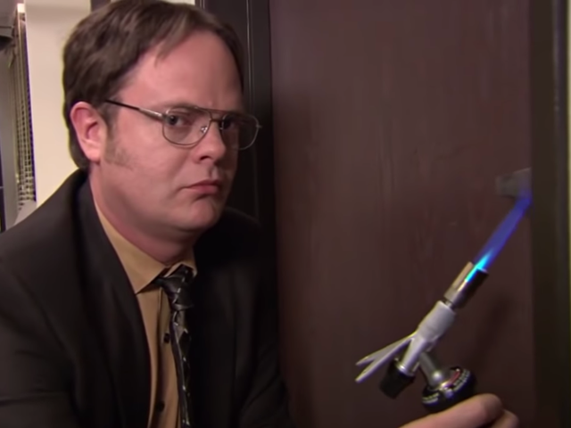 """The Office's """"fire drill"""" scene makes a surprisingly effective horror short"""