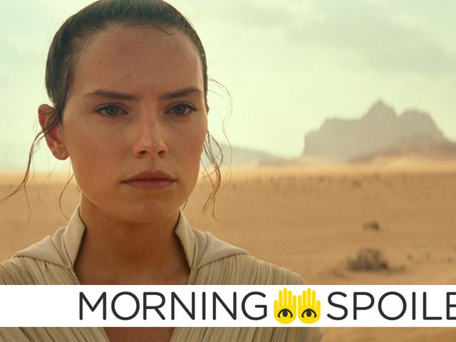 JJ Abrams Teases att det finns mer att Reys ursprung i <i>The Rise of Skywalker</i>
