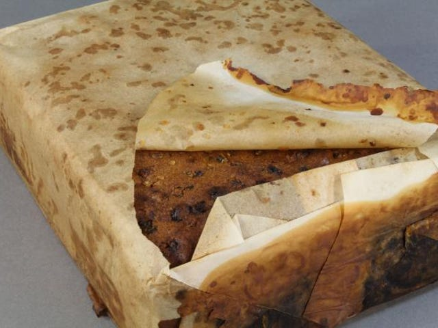The Antarctic Heritage Trust Finds Century Old Fruitcake From Terra Nova Expedition.  Also Provides Perfect Setup Line For Internet Comedians Everywhere.