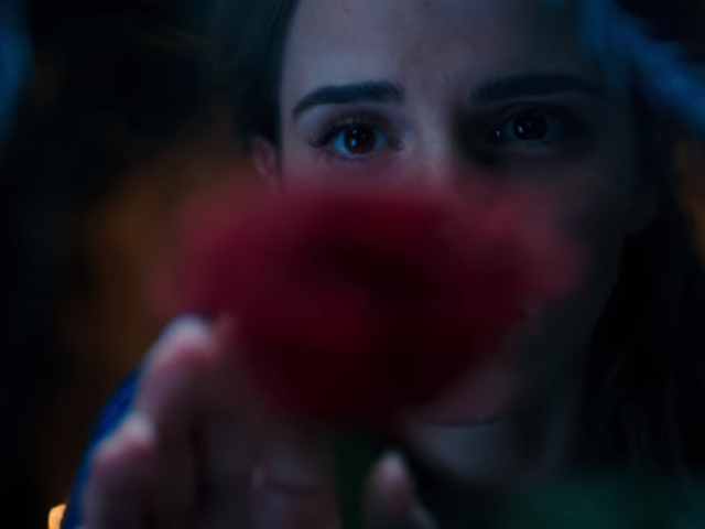 New Beauty and the Beast Stills Give Us Our First Look at the Live-Action Beast