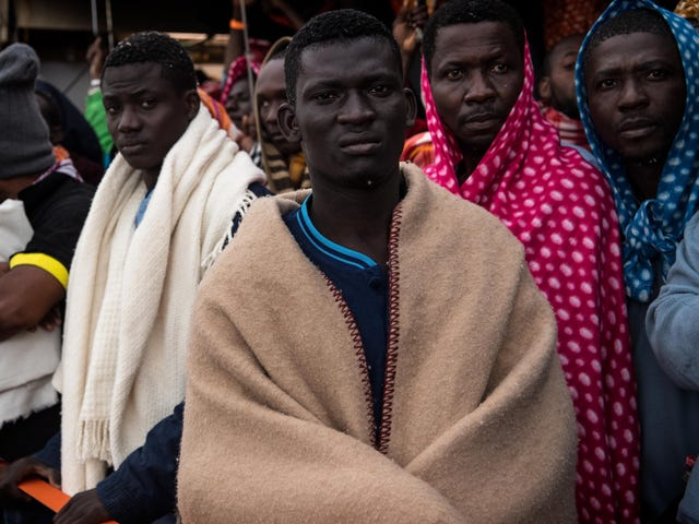 'We Cannot Remain Silent': Rwanda Offers to Take in 30,000 African Migrants at Risk for Being Sold Into Slavery