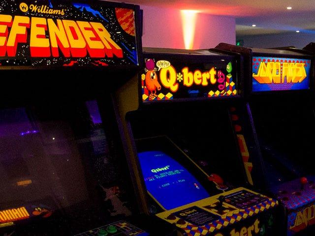 Tänään valitut artikkelit Kotakun lukijalta ajetuista yhteisöistä: Arcade Poser: Sinun täytyi olla siellä
