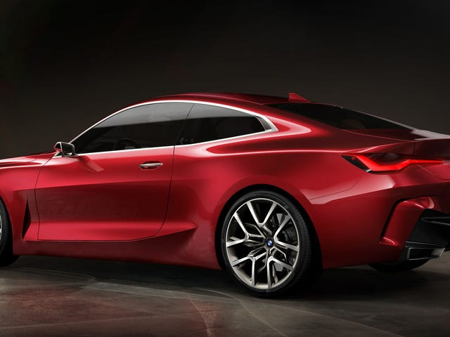 This is a weird looking Infiniti Q60