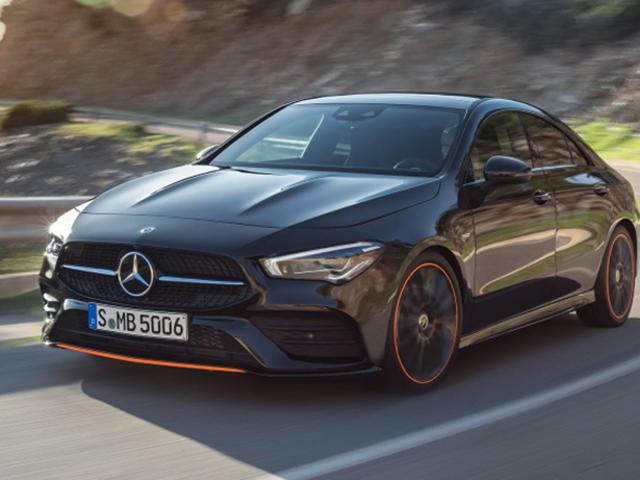 The 2019 Mercedes-Benz CLA Got a Hell of a Lot Nicer