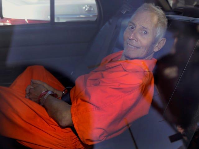 Robert Durst Eyed vuonna 1997 Kahden teini-ikäisen tytön katoaminen