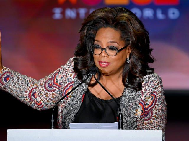 Czy Oprah żałuje zaangażowania się w <i>Leaving Neverland</i> ?  Nie.