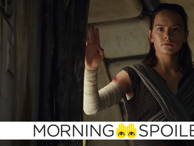A Truly Weird Rumor About a Special Star Wars: Episode IX Cameo