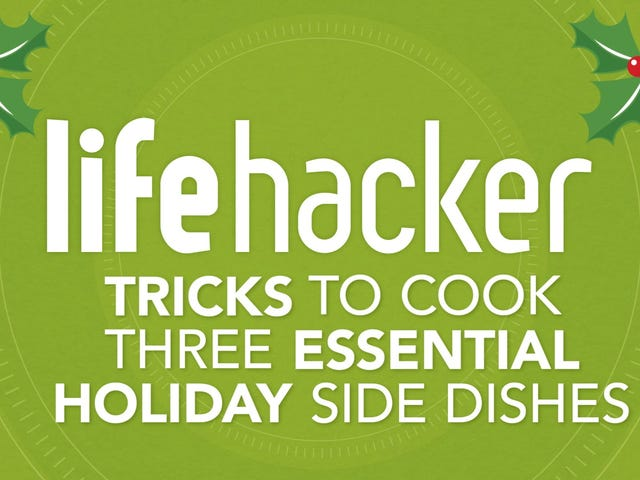 Three Tips to Spice Up Your Holiday Side Dishes