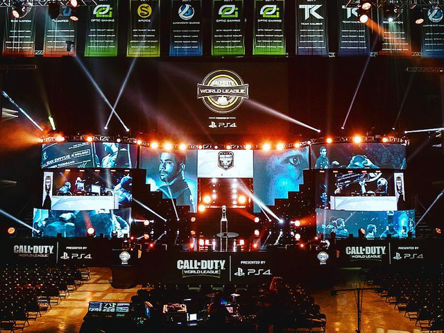 The Weekend In Esports: Call Of Duty World Championship And More