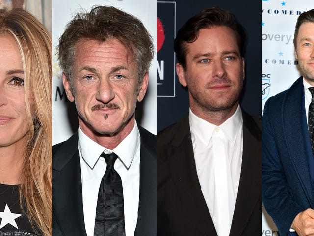 Julia Roberts, Sean Penn, Armie Hammer, and Joel Edgerton to star in limited series about Watergate