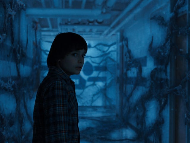 The Upside Down of Stranger Things Is Coming to Universal's Halloween Horror Nights