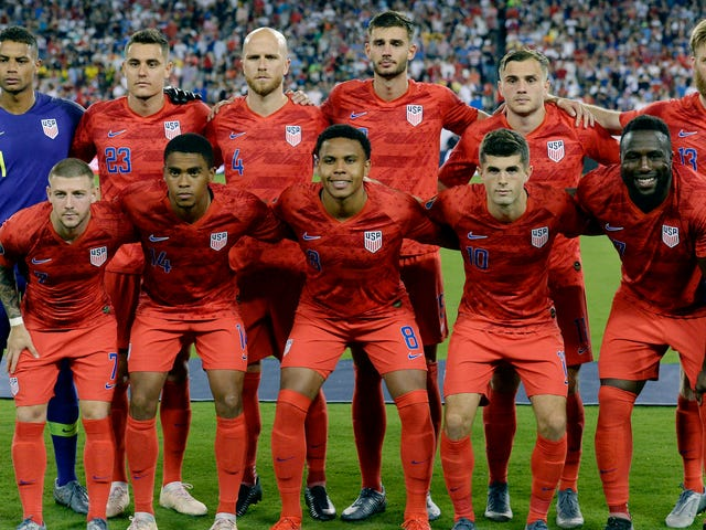 "USMNT Rips U.S. Soccer's ""False Accounting"" And Odd Claims About Equal Pay"