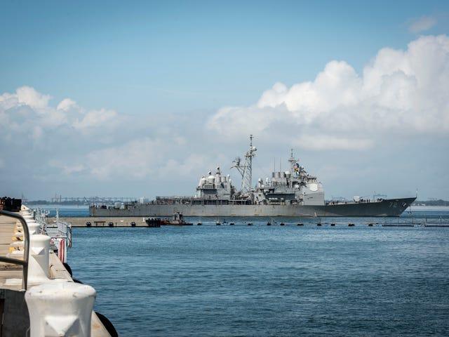 Het Pentagon is Scrambling om uit de weg van de orkaan Florence te geraken