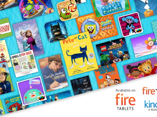 Try Out Three Months of Amazon's Kid Content Subscription Service For Just $3