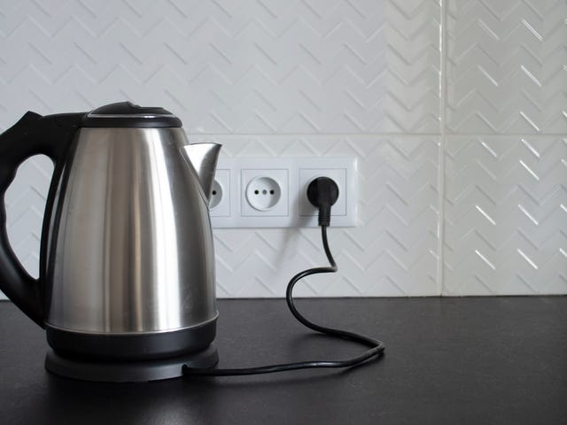 Varför du behöver en vattenkokare även om du inte dricker te