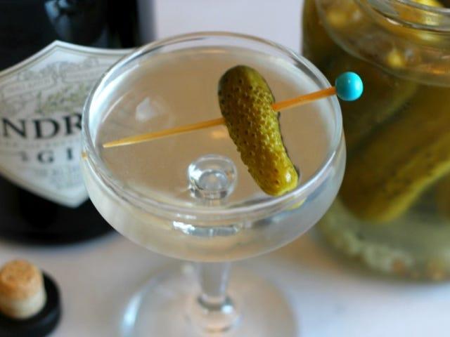 3-Ingredient Happy Hour: The Polarizing Pickletini