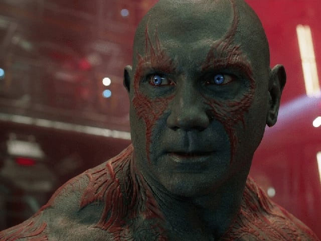 Dave Bautista Says His Audition for <i>Guardians of the Galaxy</i> Was a 'Nightmare'