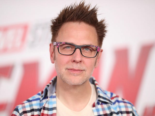 James Gunn Is Moving to DC and Is in Talks to Write the Next Suicide Squad Film