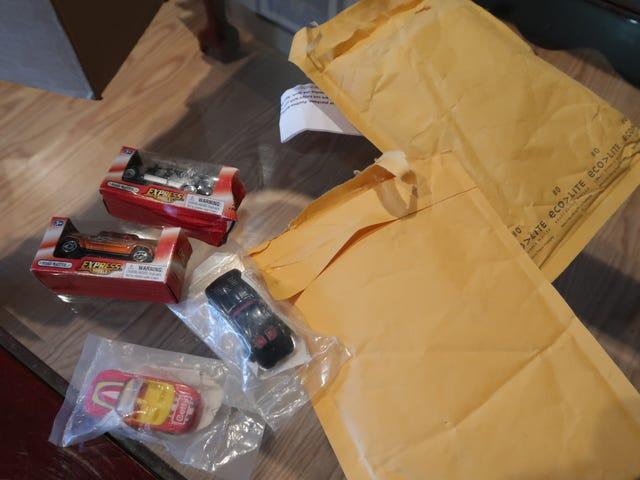 Mail Damaged
