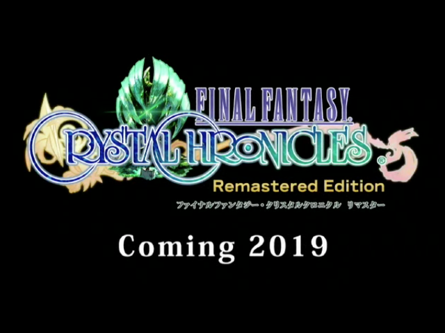 <i>Final Fantasy Crystal Chronicles</i> Is Coming To The PS4 And Nintendo Switch
