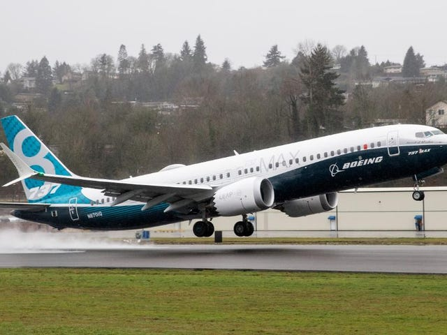 737 Max is a generation too much