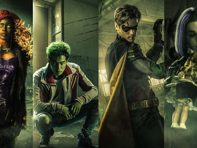 DC Universe Launches September 15—But Titans Won't Arrive Until a Month Later